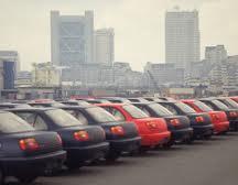 Japanese used car sale
