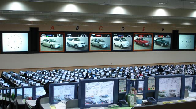Japanese Used Cars Auctions